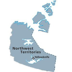 Speaker-in-Norhwest-Territories-Map